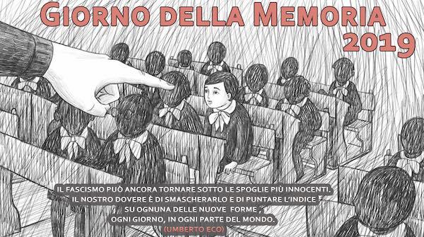 """Giorno della Memoria, documentario """"1938 Diversi"""" e pomeriggio con la Primaria"""