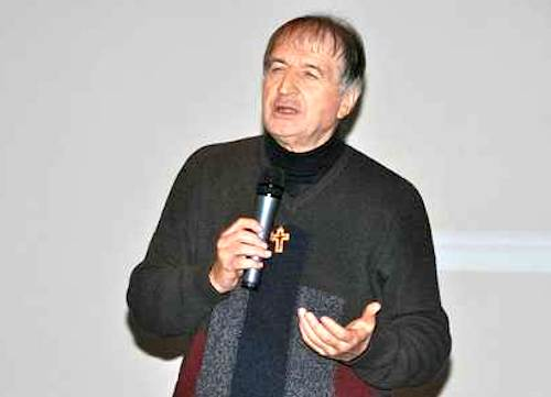 Don Giosy Cento ospite alla Festa di Primavera dell'Unitalsi