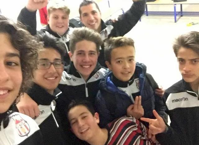Orvieto FC, la prima squadra ritorna in vetta. Momento magico per la società