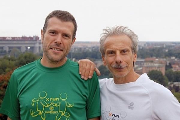 """Franz Rossi e Giovanni Storti presentano """"Niente panico, si continua a correre"""""""