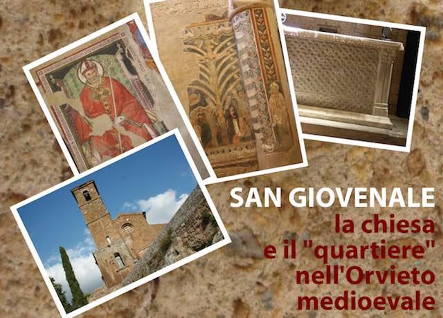 """Visite guidate a """"San Giovenale. La chiesa e il quartiere nell'Orvieto medioevale"""""""