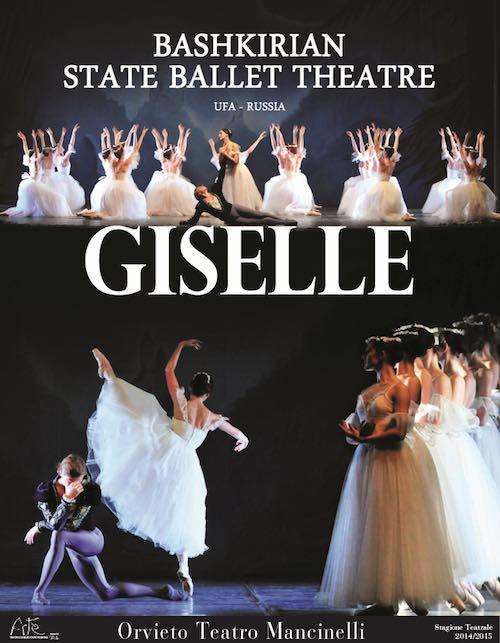 """Grande danza al Mancinelli. Il Bashkirian State Ballet Theatre presta le punte a """"Giselle"""""""