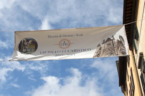 Domenica 23 marzo a Orvieto la Giornata del Pellegrino delle regioni Umbria, Marche e Abruzzo