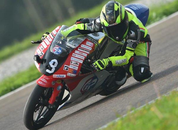 Giulio Basili, prime emozioni in Moto 3