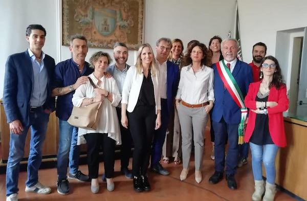 Presentata la squadra di governo del sindaco Fausto Risini