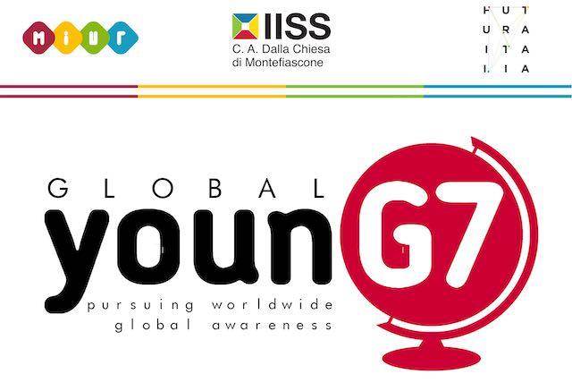 """All'Istituto """"Dalla Chiesa"""", i delegati del Global YounG7"""