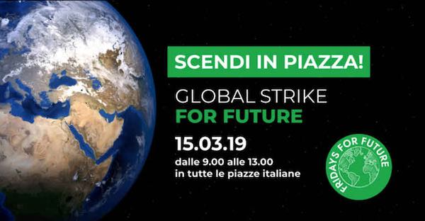 Sciopero Mondiale per il Futuro, anche gli studenti di Orvieto scendono in piazza