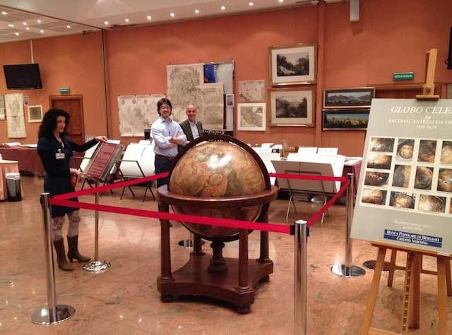 CivitellArte in mostra a Milano Map Fair e Carta Antica