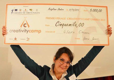 Un'idea di imprenditoria sociale rivolta alla dislessia e non solo. Intervista a Gloria Chiocci, vincitrice del Creativity Camp Umbria