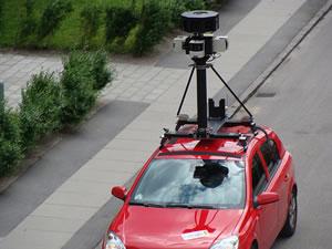 Avvistata ad Orvieto una Google Car. Mappatura in Street View anche per la nostra città?