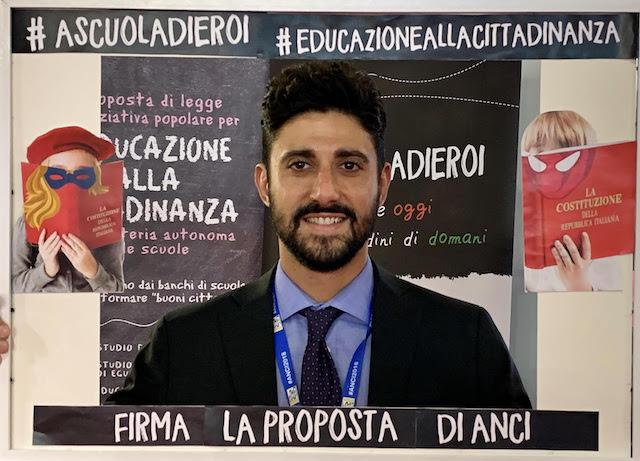 Appello del sindaco Gori a firmare la legge su educazione alla cittadinanza