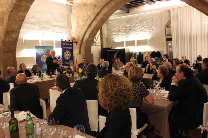 Visita del governatore e due new entry per il Rotary Club Orvieto