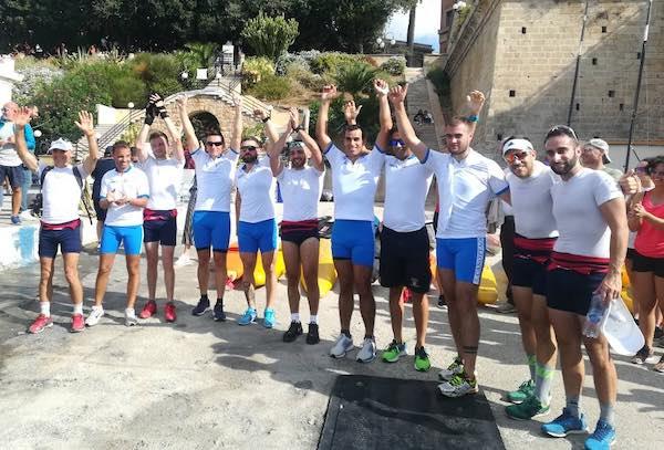 """""""Trofeo del Mare"""", l'Asd Palio di Vico partecipa con 5 squadre e conquista l'oro"""