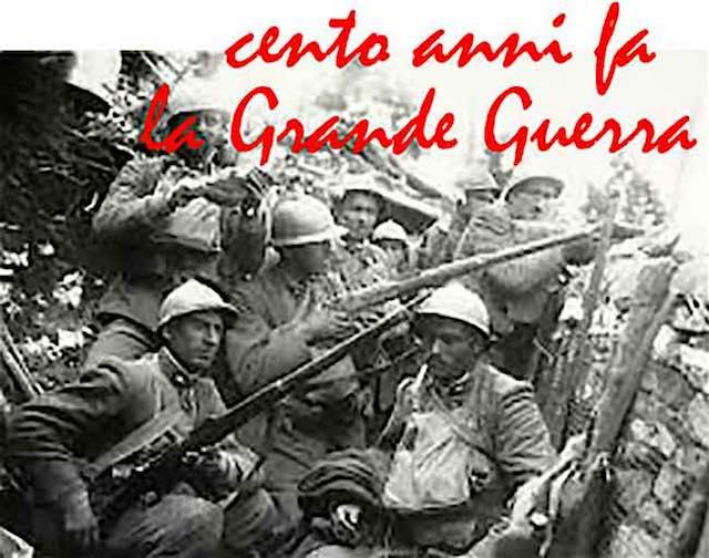 """""""Un secolo fa la Grande Guerra"""" con il Centro Studi Culturali e di Storia Patria di Orvieto"""