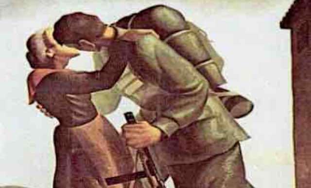 "In scena ""Gente comune della Grande Guerra"""