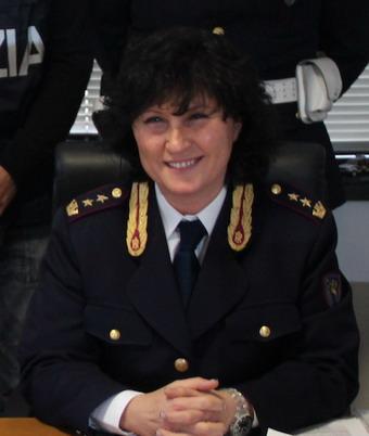 Katia Grenga è il nuovo comandante della Polizia Stradale di Terni
