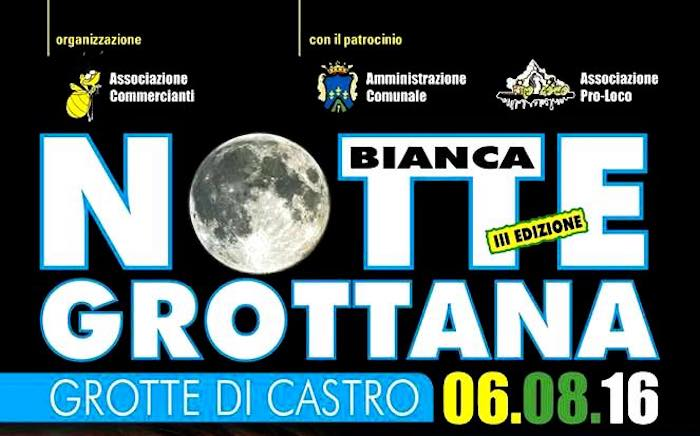 """Nessun dorma, torna la """"Notte Bianca Grottana"""""""