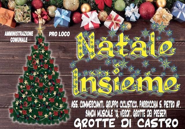 """A """"Natale insieme"""", è la volta del concerto del Coro Polifonico di Grotte di Castro"""