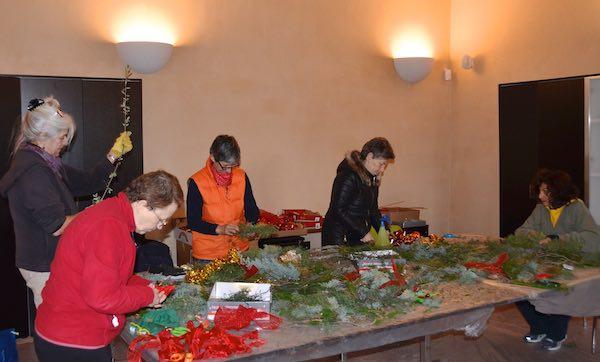 Laboratori del Gruppo Infioratori per decorare insieme le vie del paese
