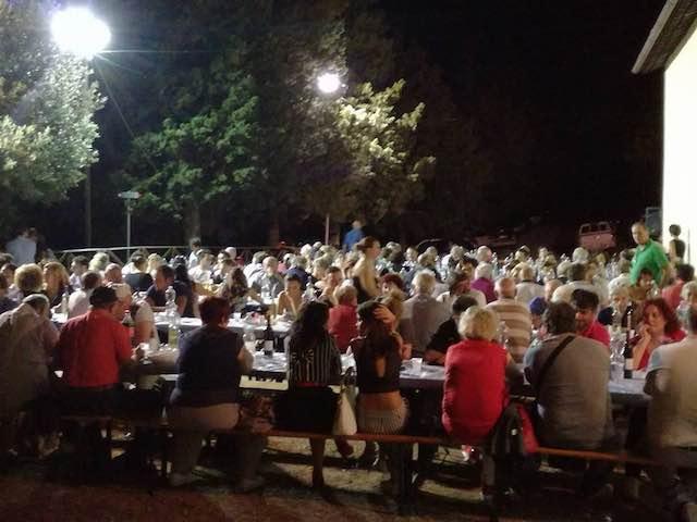 Oltre 180 persone a Guardea per stare insieme ed esaudire il sogno di Enza