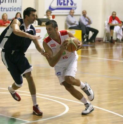 Telematica Orvieto Basket, quarto periodo fatale a Piombino
