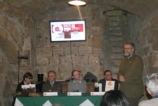 """Presentata a Orvieto """"Slow wine 2011"""". La guida che non c'era, che non giudica ma indica."""