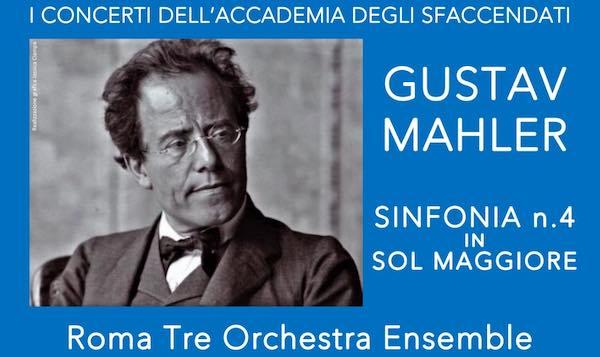 La musica di Gustav Mahler inonda il Teatro Boni