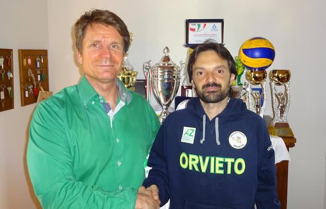 Alla Zambelli Orvieto il preparatore atletico è Ivan Guzzo