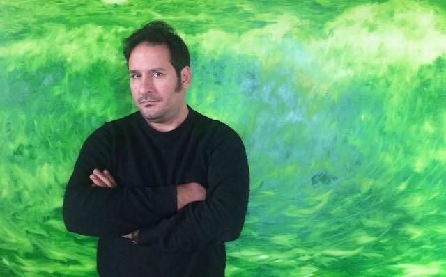 """""""M'è verde il naufragare in questo mare"""". In mostra, l'arte di Abel Herrero"""