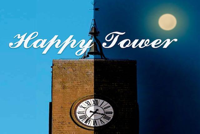 """""""Happy Tower"""" al tramonto. Aperitivo in musica sulla Torre del Moro"""