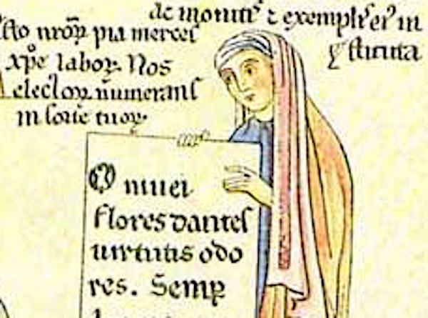 """Focus su """"Herrada, badessa del XII secolo nel Monastero di Hohenburg"""""""