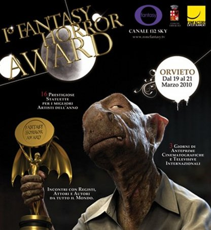 Si alza il sipario sul Primo Fantasy Horror Award. Nella tre giorni di Orvieto il meglio del cinema horror