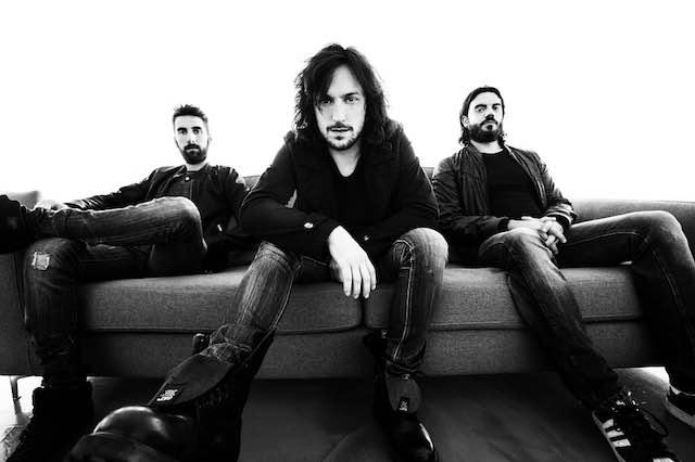 """""""Hot"""" a Firenze. Il trio orvietano apre il concerto italiano di Marilyn Manson"""