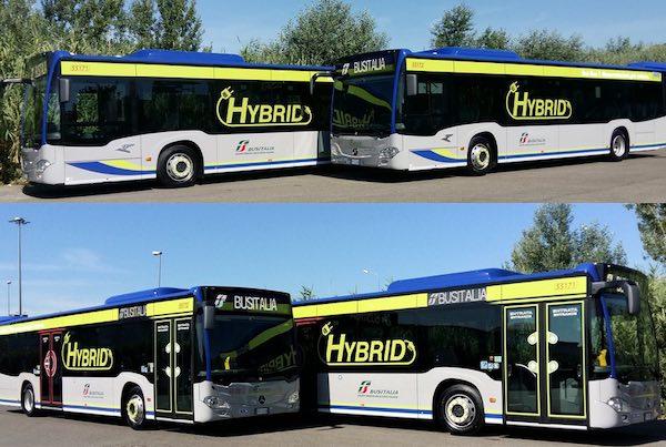 In circolazione da lunedì quattro nuovi autobus