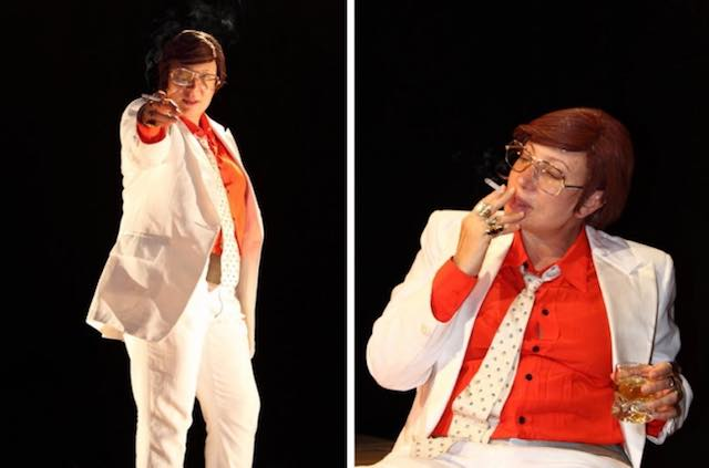 """Iaia Forte al Teatro Boni con """"Tony Pagoda. Ritorno in Italia"""""""