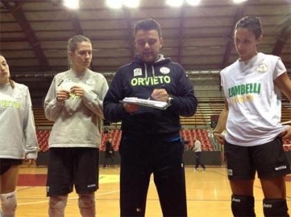 Capannori � Volley Team Orvieto: scontro ad alta quota