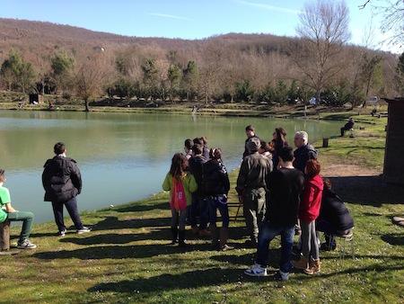 Open day alle Tane del Diavolo con il nuovo Istituto professionale agrario di Fabro