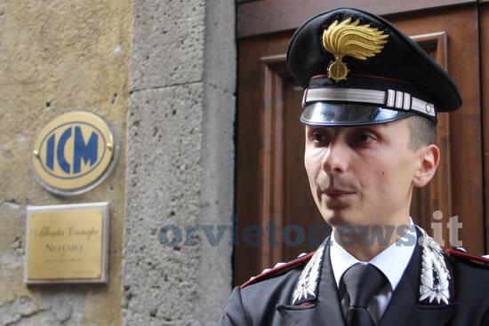 Rapina agli uffici della ICM. Ladri in fuga con 320.000 euro