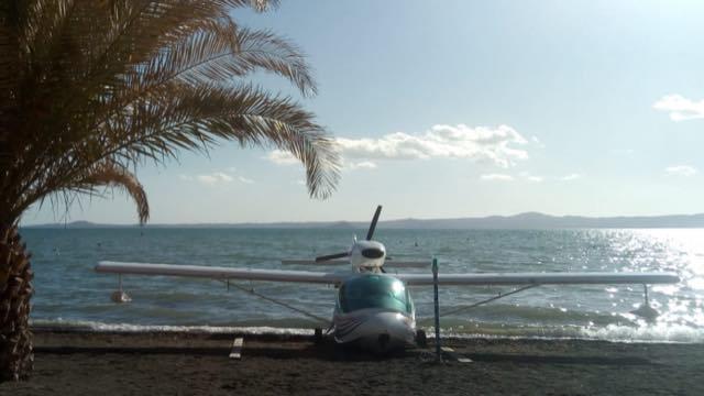 Esercitazione congiunta del Club Idrovolanti Bolsena e Protezione Civile di Bolsena e Montefiascone