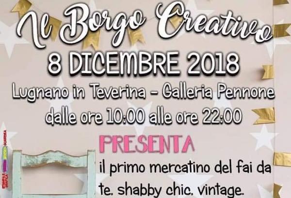 """Creatività, letteratura e fotografia ne """"Il Borgo della Domenica"""""""