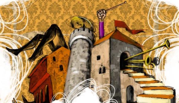 """""""Il Borgo va in Scena"""", miniserie sullo spettacolo tra realtà e immaginario"""