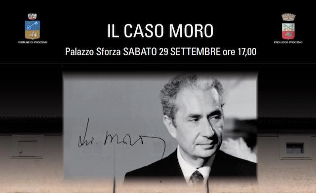 """Focus su """"Il Caso Moro"""" a Palazzo Sforza. La strage, il rapimento, l'omicidio"""