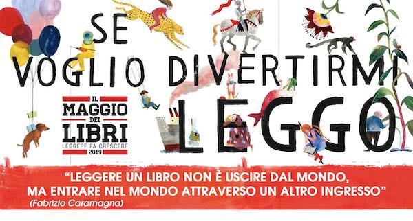 """""""Il Maggio dei Libri"""", tre appuntamenti in Sala Conferenze """"Maestre Moriconi"""""""