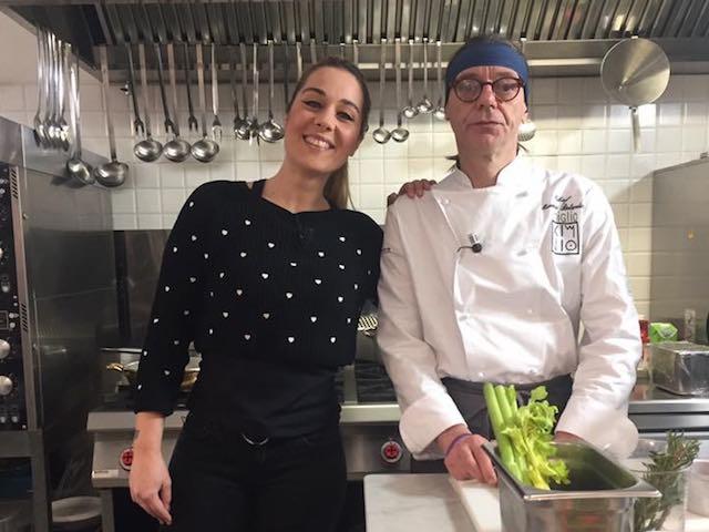 """""""Il Piatto Forte"""" di Alice Tv con Valentina Scarnecchia a """"Il Miglio"""" di Orvieto"""