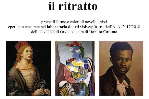 Il Laboratorio Unitre di Pittura curato da Donato Catamo espone al Palazzo Comunale