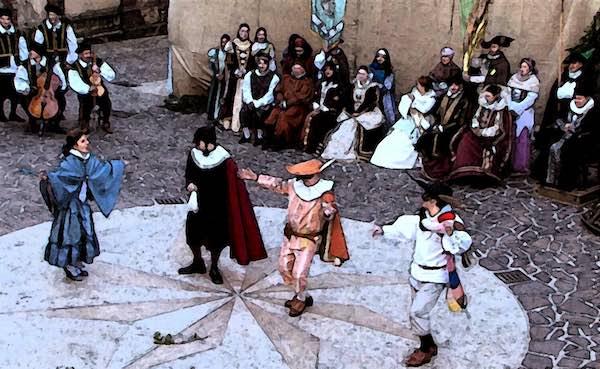 """Quattro maschere umbre e due nuovi festival, è """"Il Trionfo del Carnevale"""""""