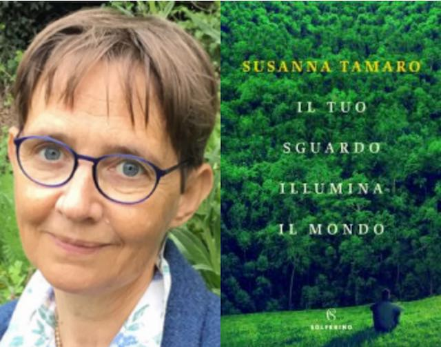 Il tuo sguardo illumina il mondo susanna tamaro ricorda for Susanna tamaro il tuo sguardo illumina il mondo