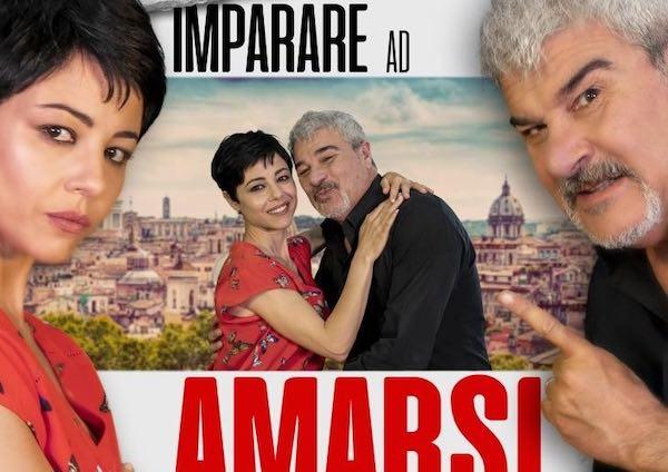 """""""Imparare ad Amarsi"""" al Teatro Boni con Pino Insegno ed Alessia Navarro"""