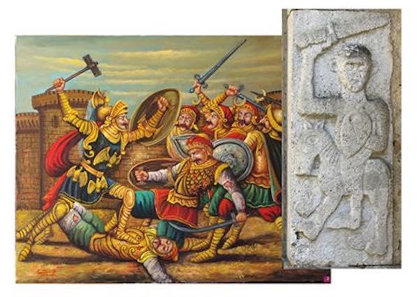 """""""Paladini e Imperatori di Maremma"""". Conferenza in Biblioteca"""