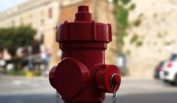 Ampliato l'impianto antincendio sul territorio comunale